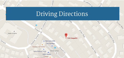 Central Coast Dental BUTTON DRIVING DIRECTIONS